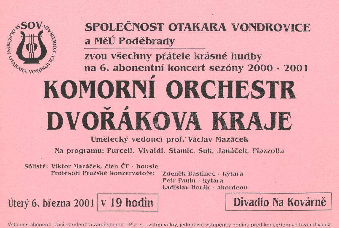 2001_PODEBRADY_PROGRAM_2001_03_06