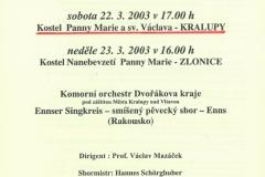 2003_KRALUPY_PROGRAM_2003_03_23
